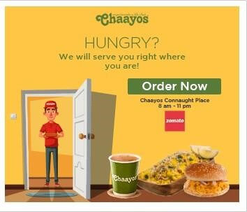 Zomato Marketing Strategy In App Ads