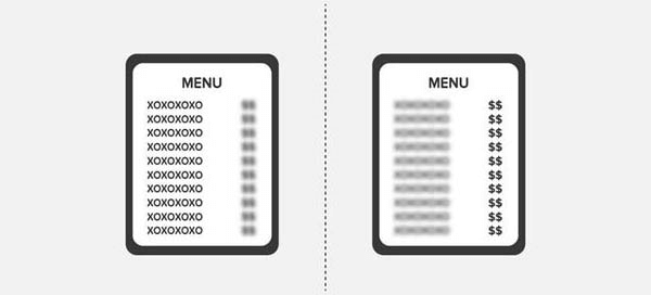 Zomato Marketing Strategy Menu Post