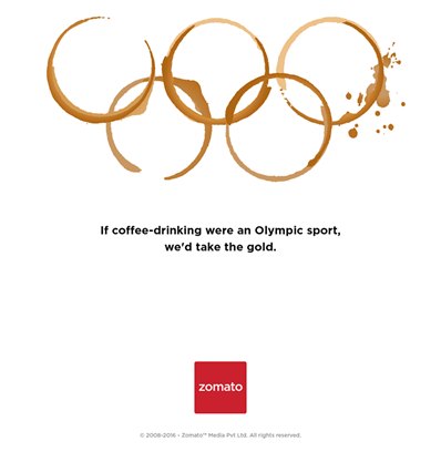 Zomato Marketing Strategy Trendy Olympic Post