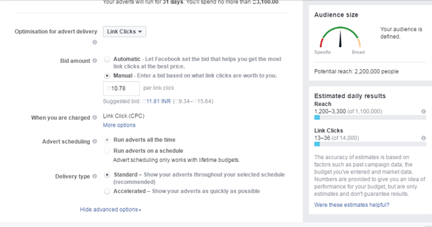 Facebook Advertising - Digital Marketing Course