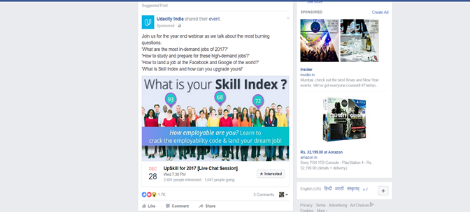 Beginners Guide to Facebook Advertising - Digital Marketing Course
