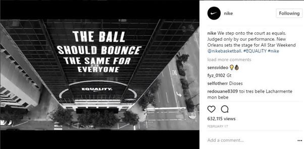 Nike Case Study Use Hashtags