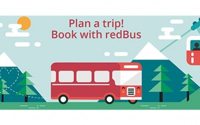 Red Bus : What makes a successful Digital Marketing strategy for an  Online bus booking app?