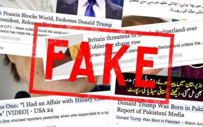 The Problem of Fake News and How You Can Combat It