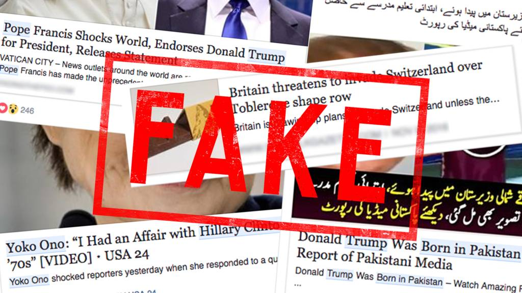 The Problem of Fake News and How You Can Combat It- iide