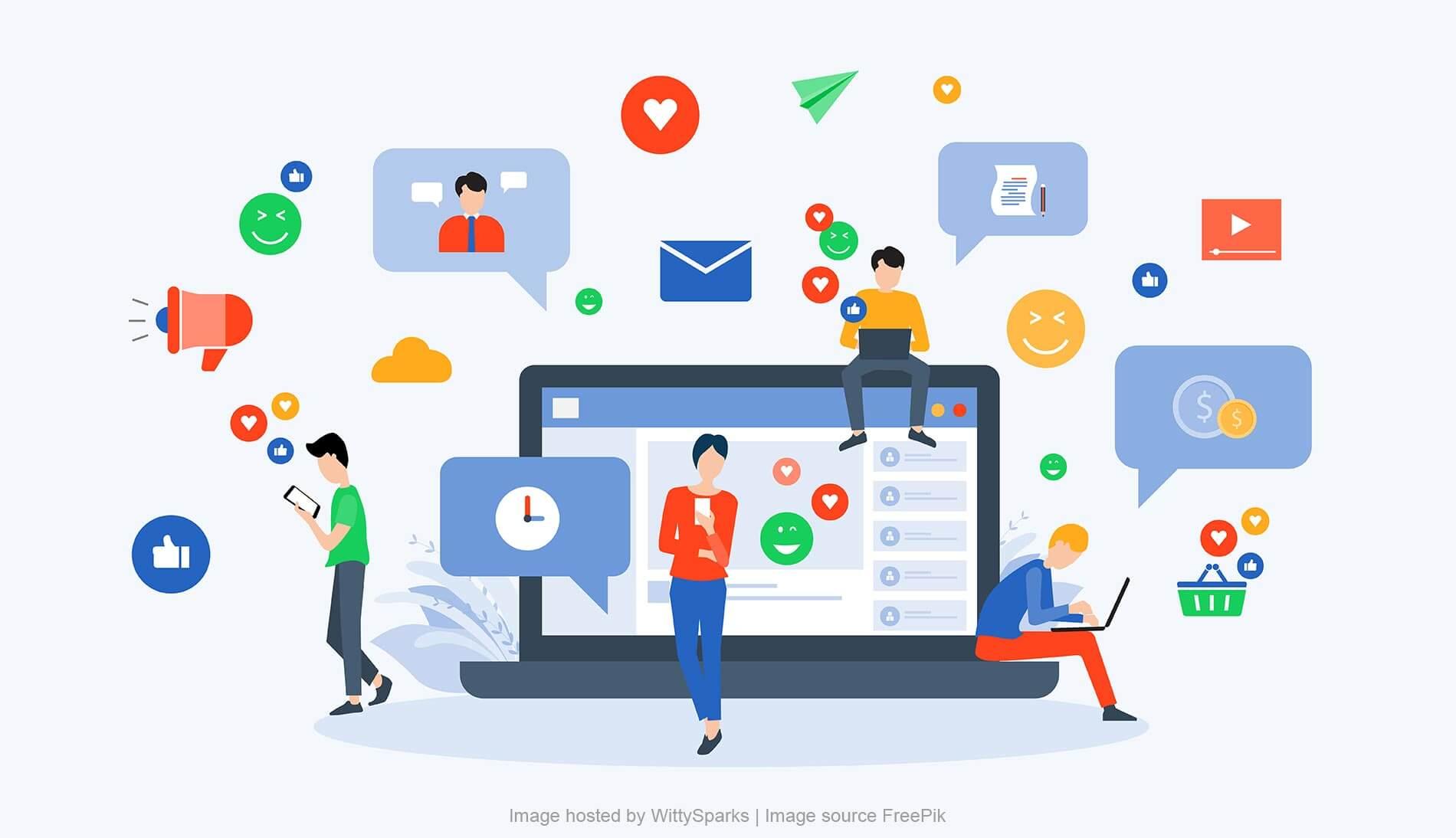 digital marketing career growth - social media marketing