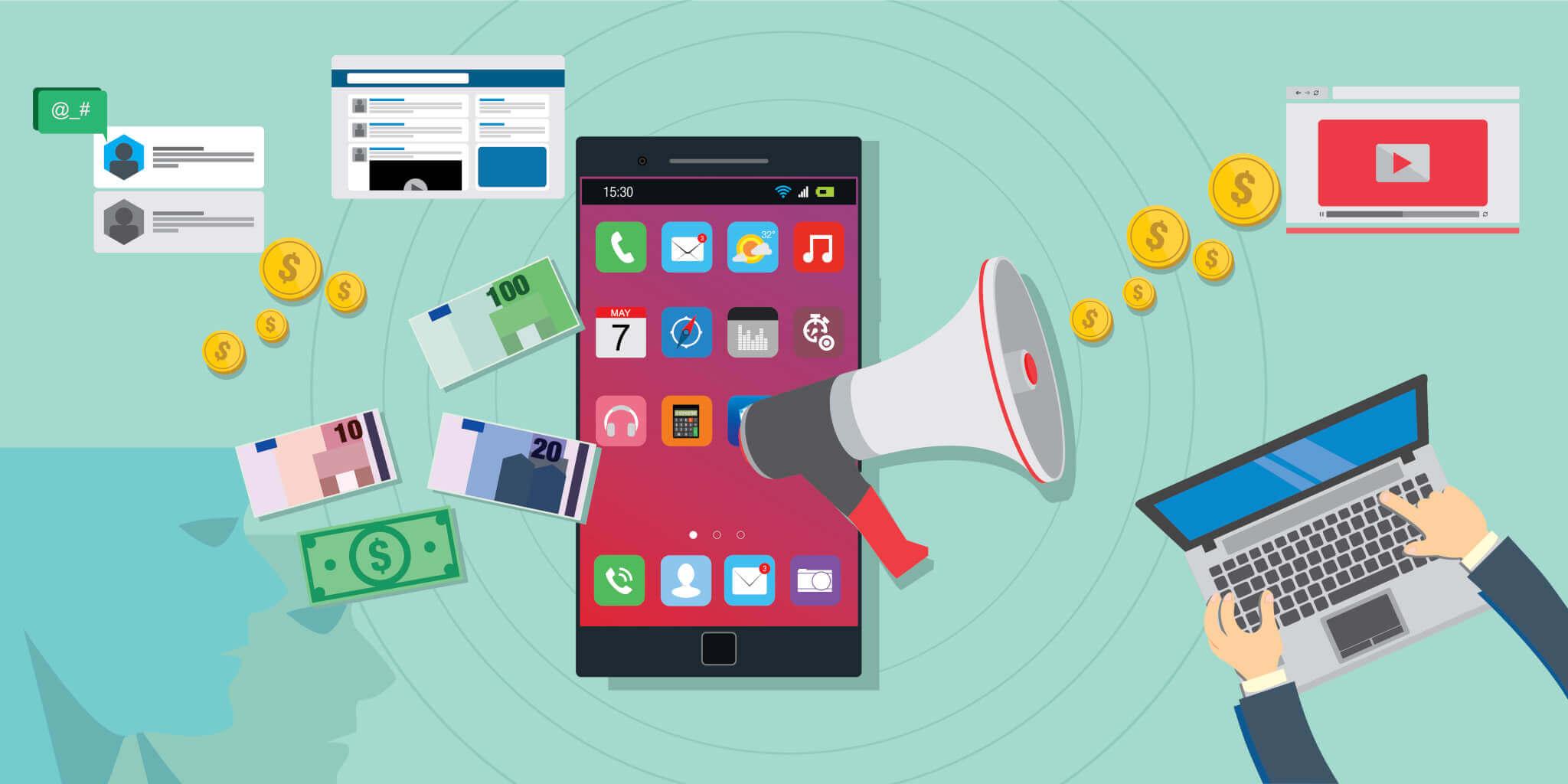 digital marketing career growth - paid media