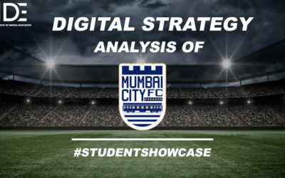 Mumbai City FC :  Digital Marketing strategy for a football franchise