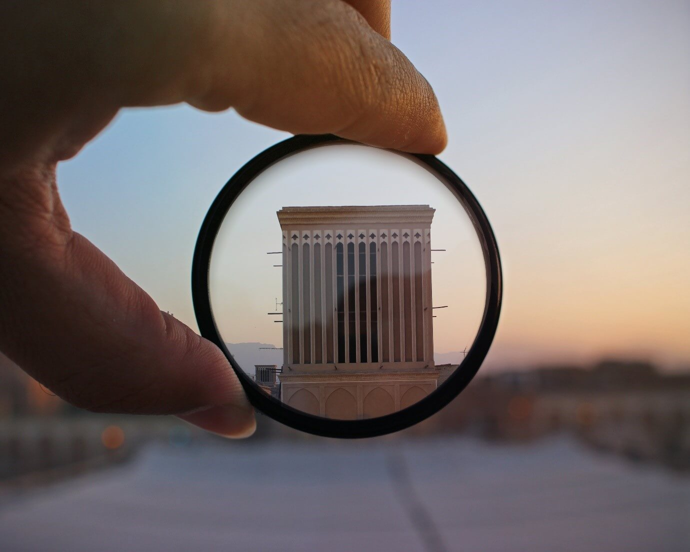tips for photography - creativity & perspective