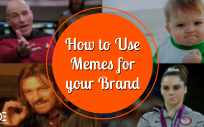 How To Use Memes Effectively For Your Brand?