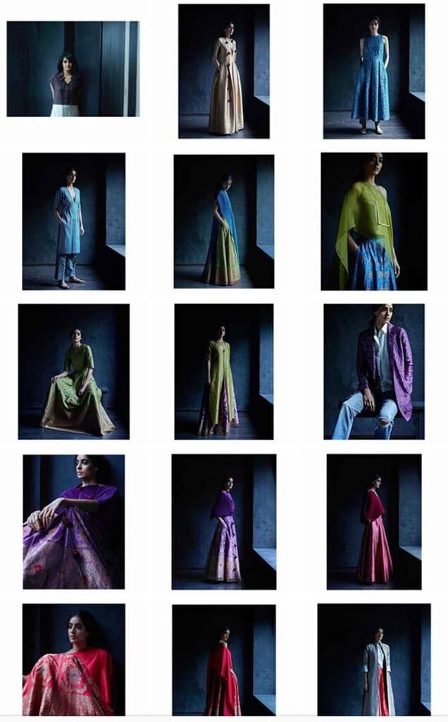 Indian Fashion Designers on Instagram Khandwala