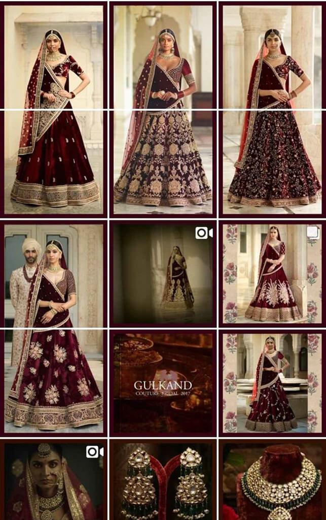 Indian Fashion Designers on Instagram SabyasachiJewelry