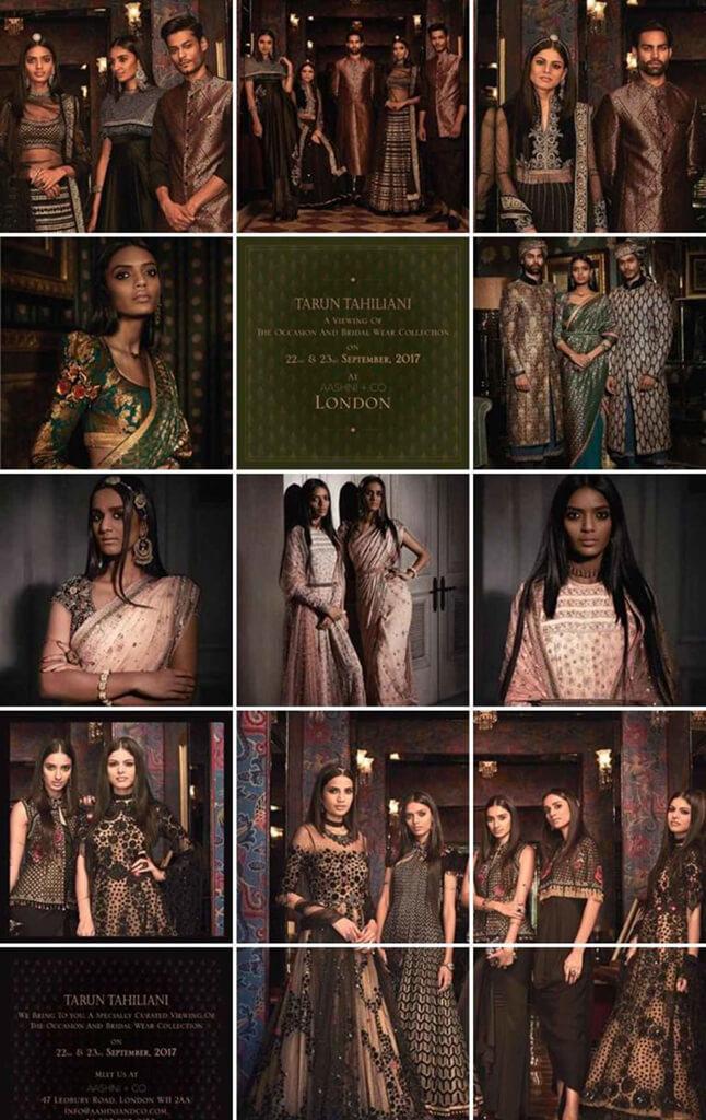 Indian Fashion Designers on Instagram Tarun Tahiliani Indian Wear
