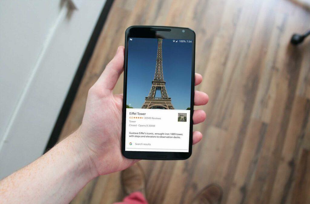 Google Lens Features