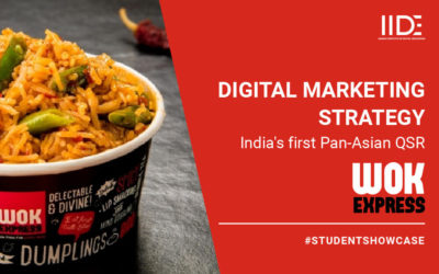 WOK Express Digital Marketing Strategy