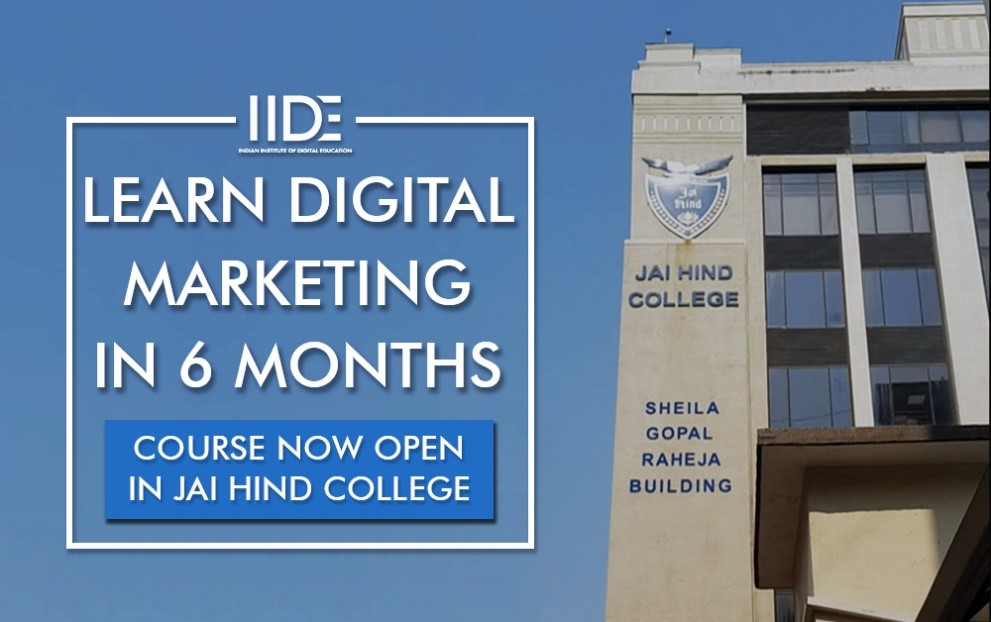 Digital Marketing Course in South Bombay