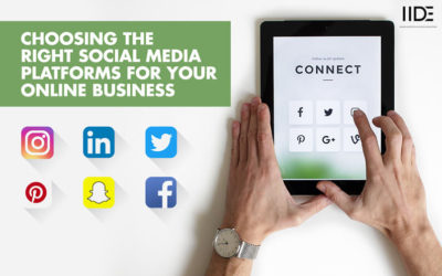 Choosing The Right Social Media Platforms For Your Online Business