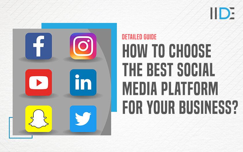 choosing the right social media platform - featured image