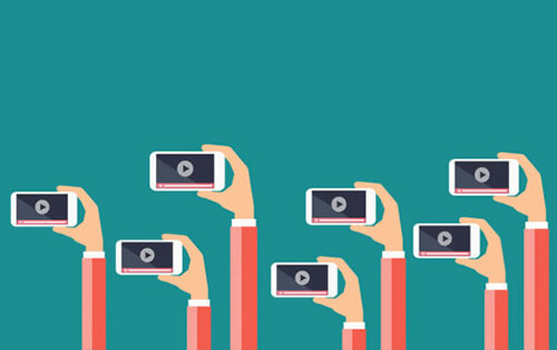 Video Marketing Benefits Encourages Social Shares