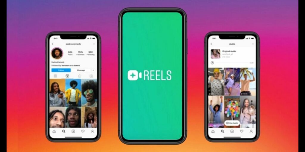 Video Marketing tips - reels feature