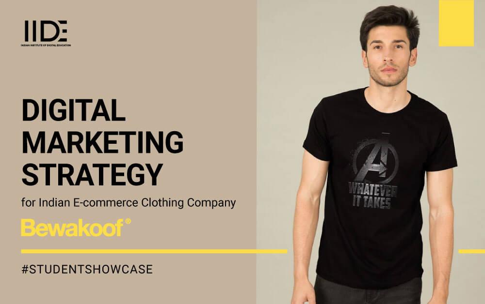 Bewakoof Digital Marketing Strategy