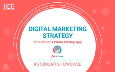 Facetune's Digital Marketing Strategy