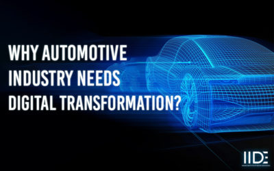 3 Reasons Why The Automotive Industry Needs A Digital Transformation