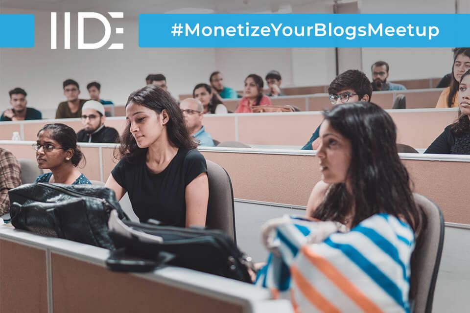 Monetize Your Blog Meetup