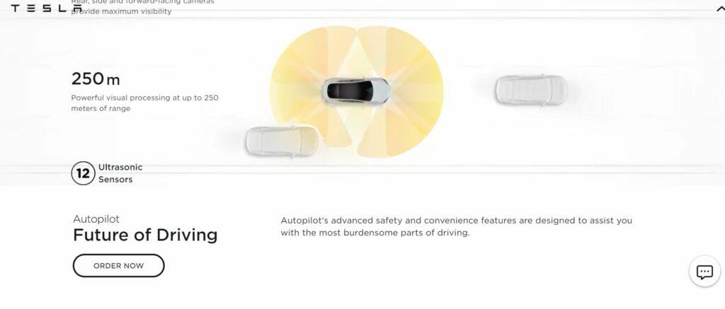 digital transformation in the automotive industry - autopilot feature