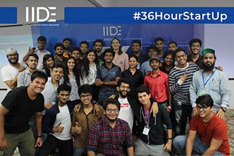 IIDE-36 Hour Startup Challenge
