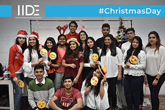IIDE-Christmas Celebrations 2017