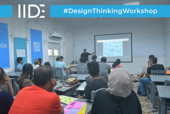 IIDE-Design Thinking Meetup