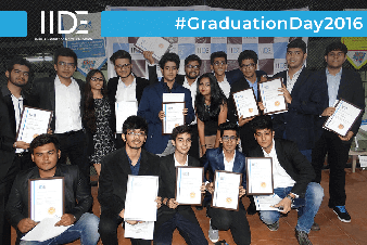 IIDE-Graduation Day 2016