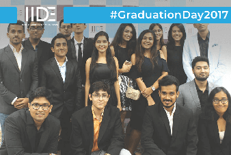 IIDE-Graduation Day 2017