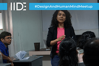 IIDE-Human Mind and Usability in Design Meetup