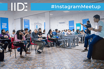 IIDE-Instagram Meetup