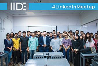 IIDE-Linkedin Meetup