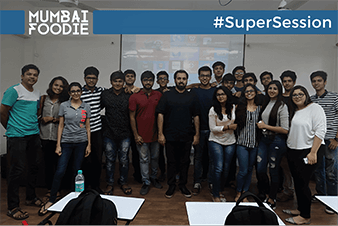 IIDE-Mumbai Foodie SuperSession