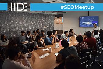 IIDE-SEO Meetup