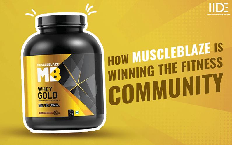 MuscleBlaze Marketing Strategy