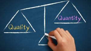 benefits of seo - allows for quality traffic