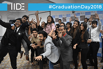 IIDE-Graduation Day 2018