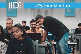 IIDE-Python Meetup