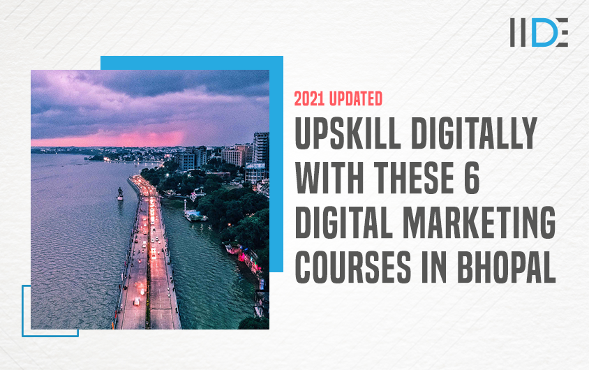 Digital marketing courses in Bhopal - Banner