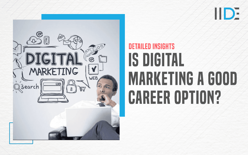 Is Digital Marketing a good career - Featured Image
