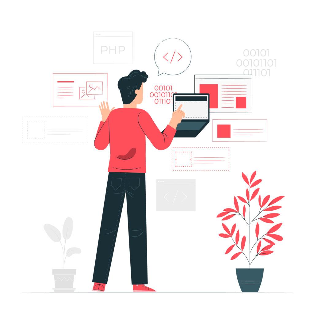 Web Development Executive - Digital Marketing Jobs