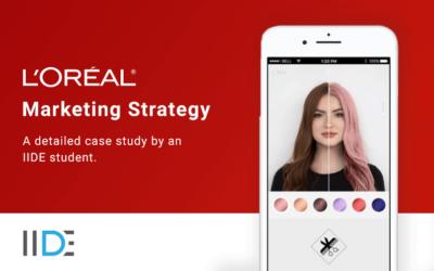 L'Oreal Digital Marketing Case Study