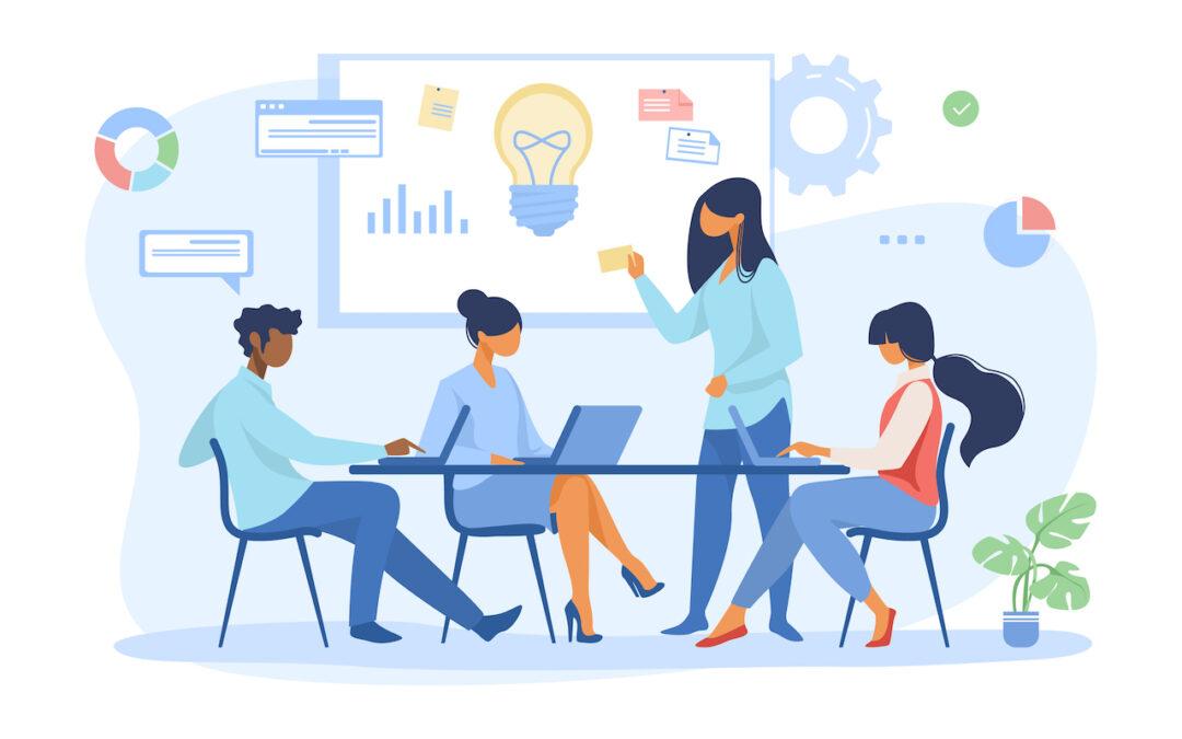 Digital Marketing Team - Banner