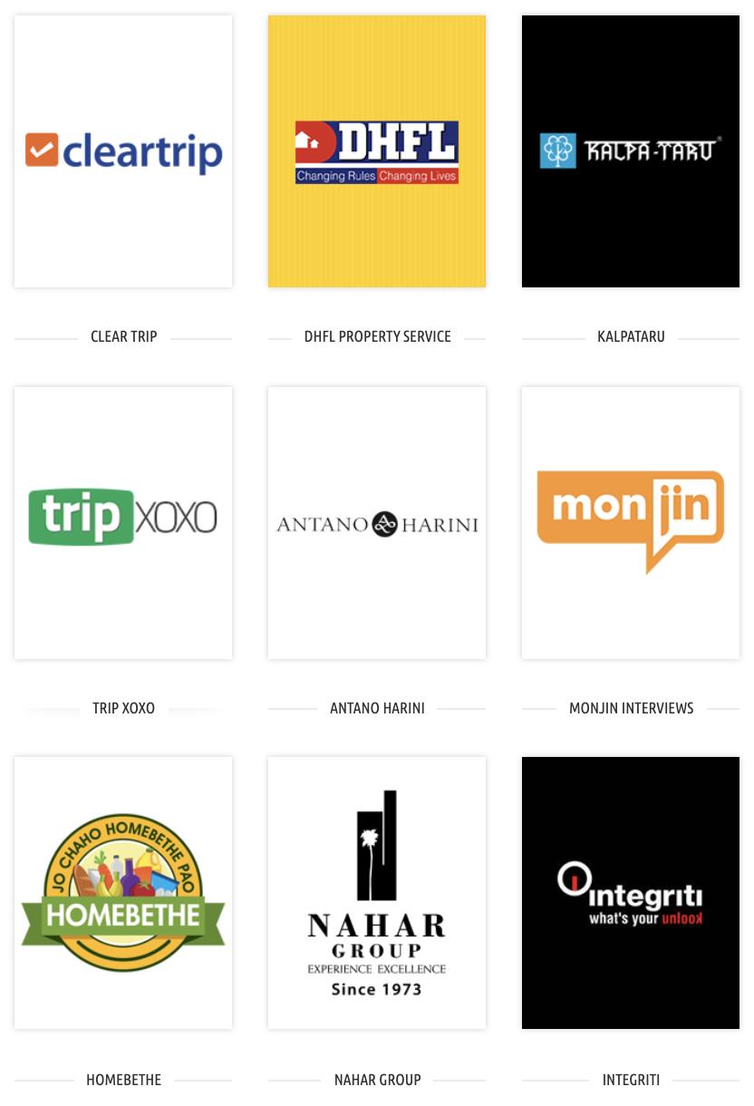 Brandwitty Clients - Digital Marketing Agencies in Mumbai