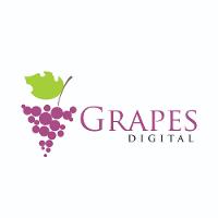 Grapes Digital Logo - Digital Marketing Agencies in Delhi